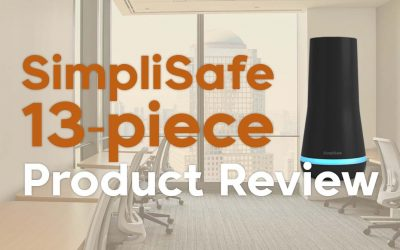 SimpliSafe 13 Piece Wireless Security System Review